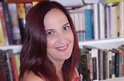 Celia Arias, autora de Lumen - Cine de Escritor