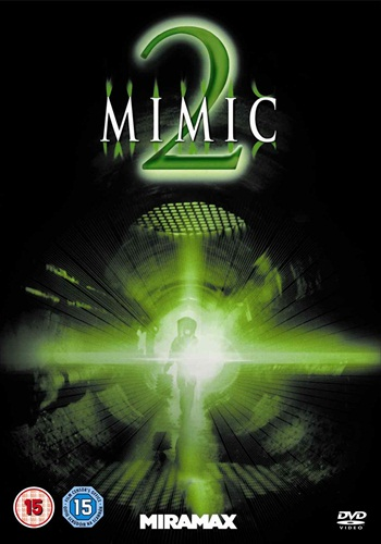Mimic 2 (2001) Dual Audio Hindi 480p BluRay 250mb
