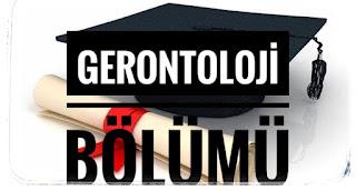 Gerontoloji Bölümü Nedir Ne İş Yapar Maaşları