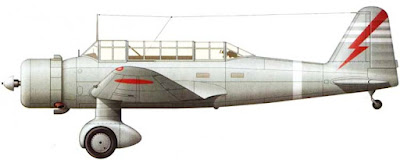 Tumbling Dice Mitsubishi  Ki-30
