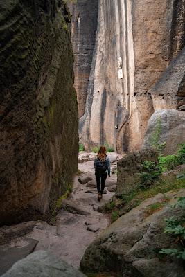 Malerweg Etappe 7 | Von Kurort Gohrisch bis Weißig | Wandern Sächsische Schweiz | Pfaffenstein – Festung Königstein 16
