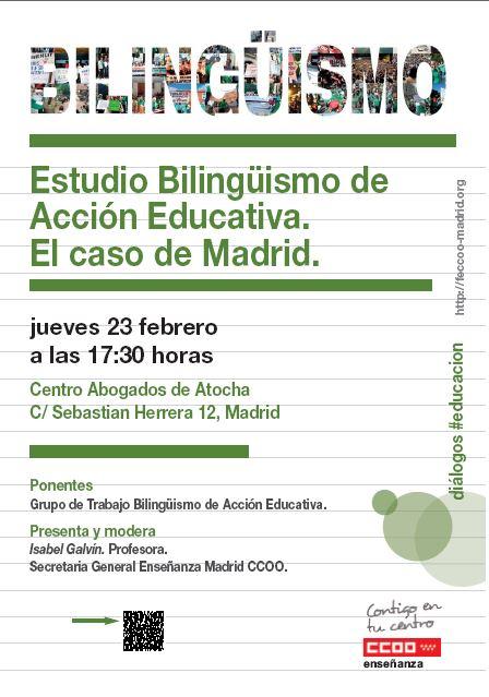 Plataforma de madrid por la defensa de la etapa de for La accion educativa en el exterior