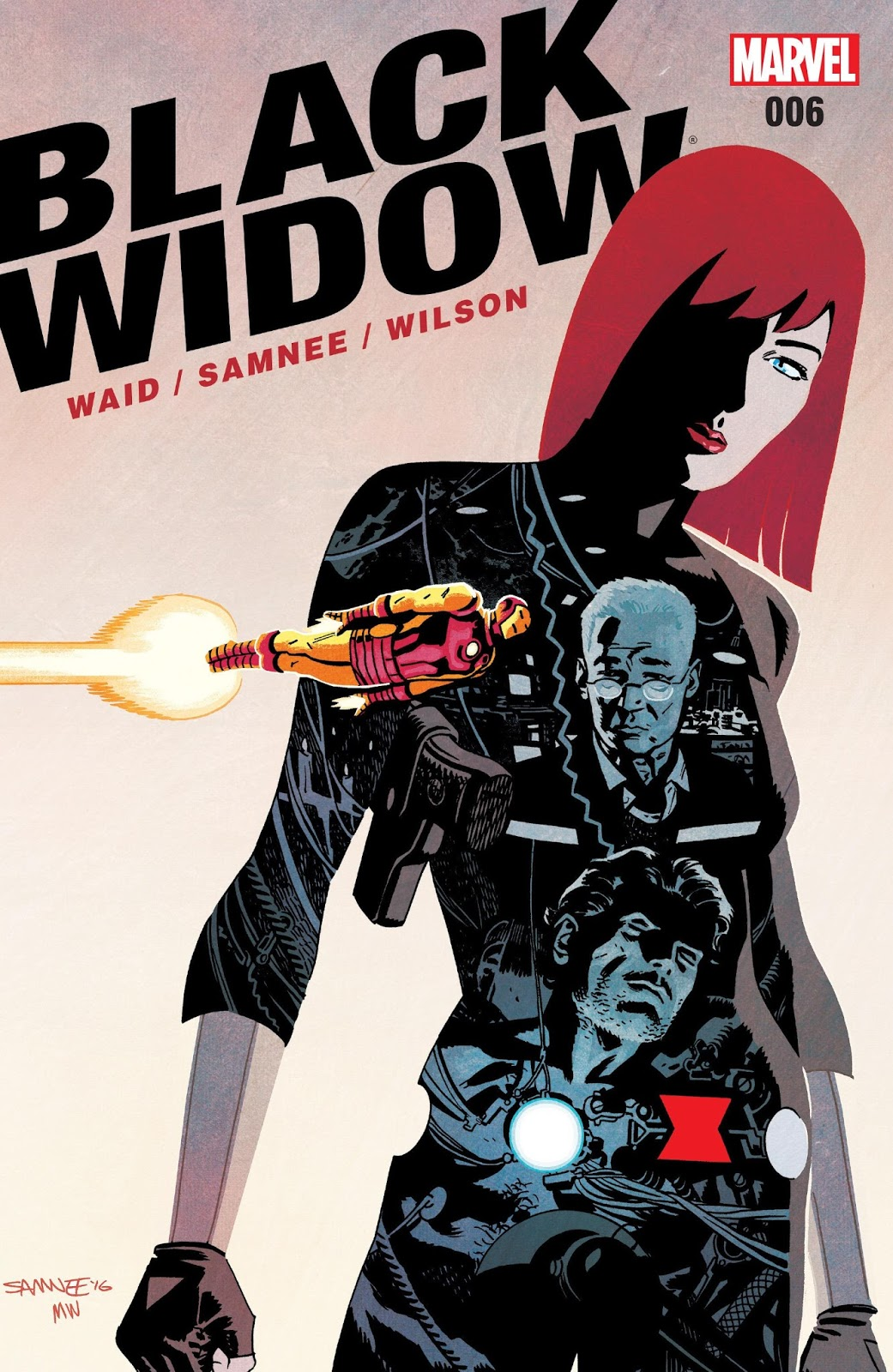 Weird Science DC Comics: Black Widow #6 Review