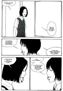 Blue : Kayako et Endô deux lycéennes aux relations ambiguës