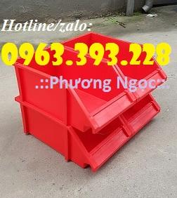 Kệ dụng cụ A8, khay đựng linh kiện, khay nhựa vát đầu F34898335945bc1be554