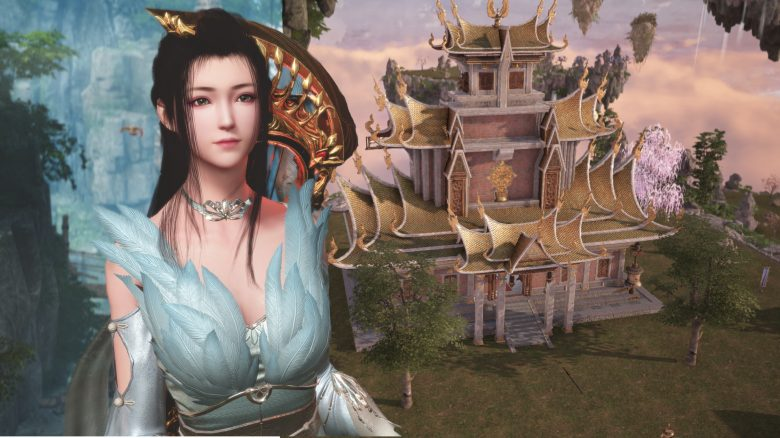 Swords of Legends: Everything about housing in the new MMORPG