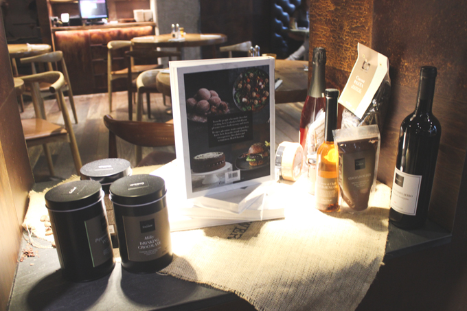 Roast and Conch blogger event Leeds