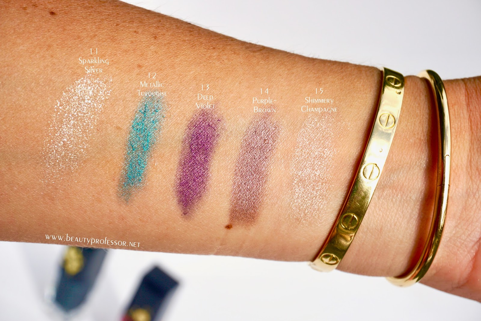 Beauty Professor First Look Limited Edition Gems From The Cl De
