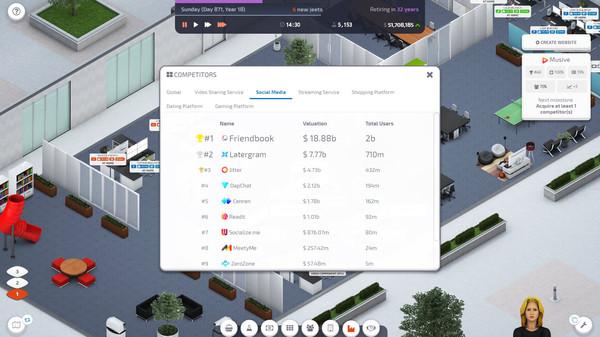 Startup Company (2020) PC Full Español