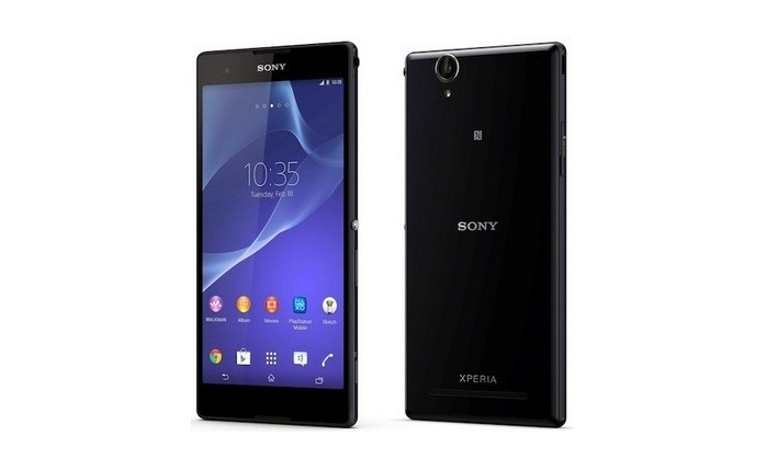 Cara Flashing Sony Xperia T2 Ultra D5322 Bootloop / Mati total