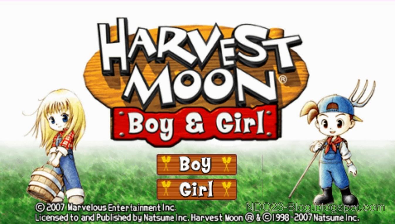 harvest moon snes girls