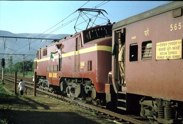 Indian Railway Electric Locomotives India Railway Info