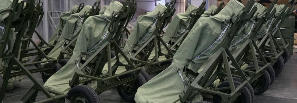 Армія РФ отримала партію модернізованих 120-мм мінометів