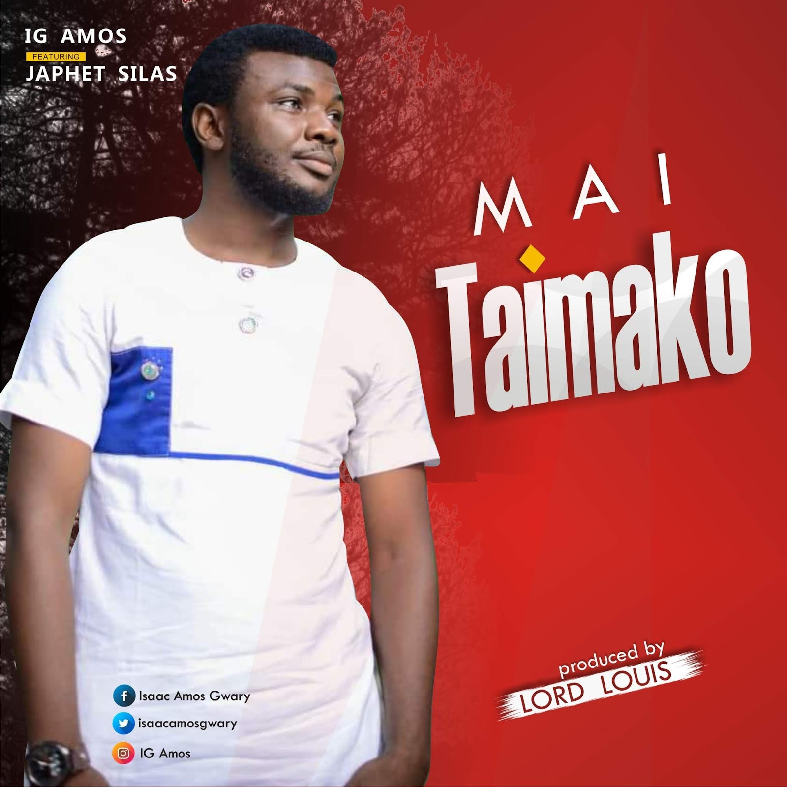 IG Amos - Mai Taimako Mp3 Download