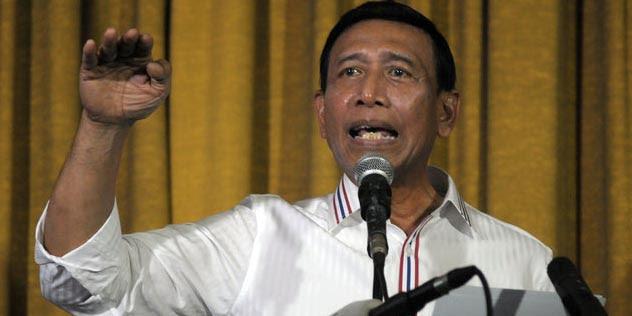 Kata Wiranto Jokowi Dipuji Internasional, tapi di Dalam Negeri Dihujat