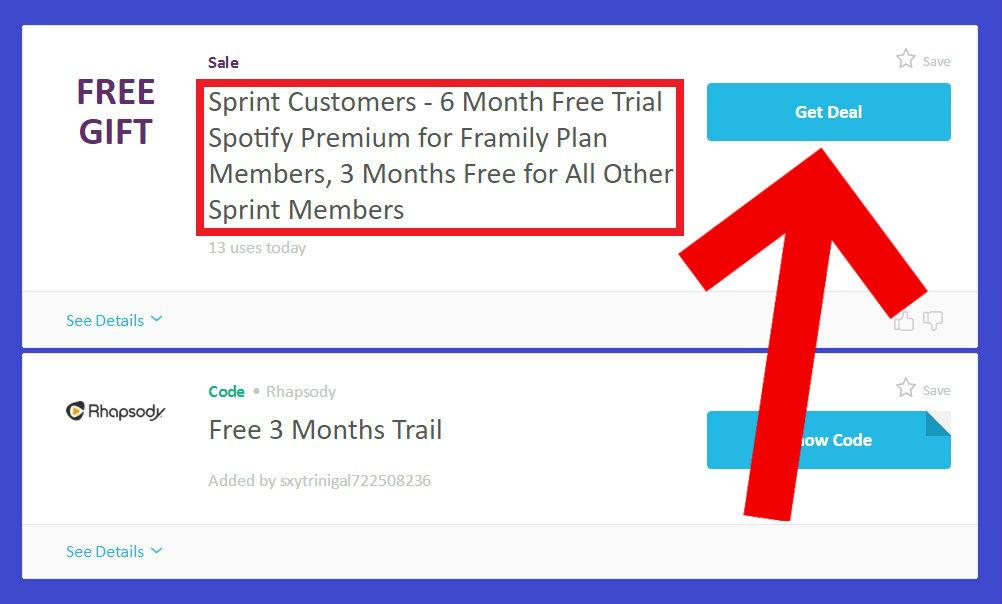 Spotify - Ücretsiz Premium Yapma Kodu Bulmanın Yolları