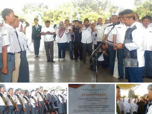 Pelajar Sadar Hukum Kabupaten Bandung
