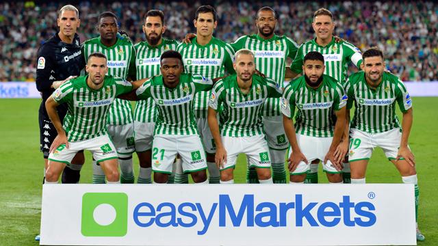 Jadwal Skuad Real Betis 2020
