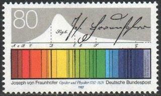 West Germany 1987 Birth Bicentenary Of Joseph Fraunhofer