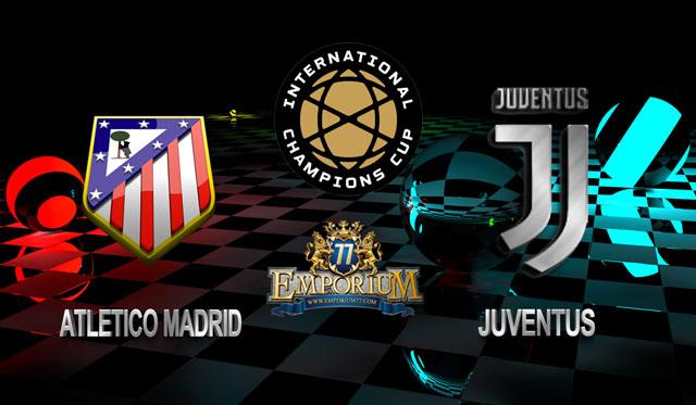 Prediksi Atletico Madrid Vs Juventus 10 Agustus 2019