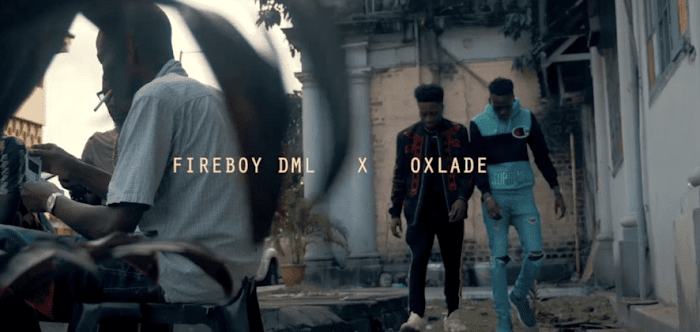 DOWNLOAD VIDEO: Fireboy And Oxlade – Sing