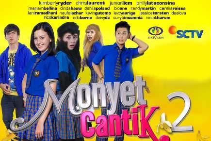 Daftar Pemain Monyet Cantik 2 SCTV