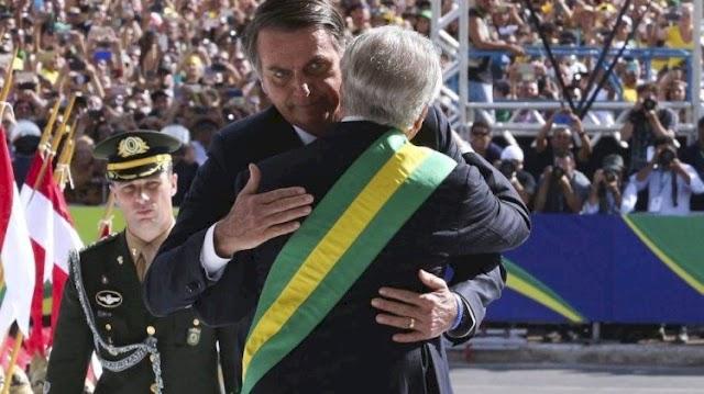 """""""Por que Bolsonaro convidou Temer para chefiar missão brasileira no Líbano"""""""