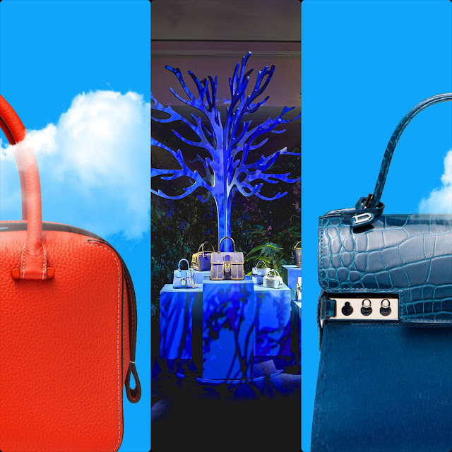 Delvaux Fall-Winter 2020-2021 Paris by RUNWAY MAGAZINE