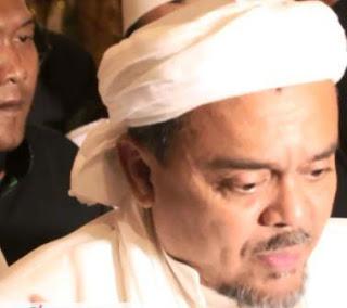 Habib Rizieq Syihab adalah imam besar FPI yang lantang melawan kebangkitan PKI