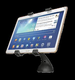 """trust 21815 supporto ventosa per tablet 7-11"""" auto"""