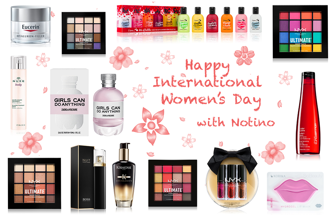 Women's Day Gift Ideas With Notino
