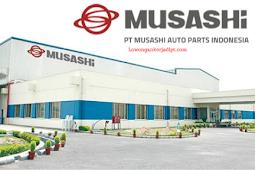 Lowongan Kerja PT Musashi Auto Parts Indonesia Cikarang
