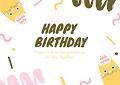 5 Tips Membuat Kartu Ucapan Selamat Ulang Tahun | Mudah & Praktis!