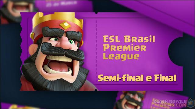 ▶️ Semi-final e Final da ESL Brasil Premier League - 1