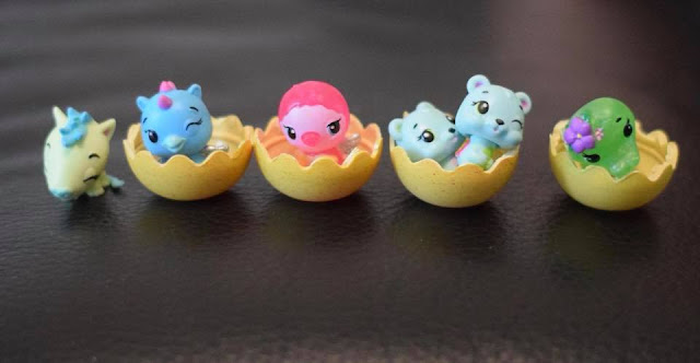 hatched Hatchimals CollEGGtibles Season Three