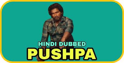 Pushpa Hindi Dubbed Movie