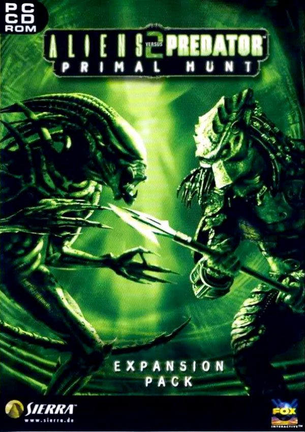 Alien Vs Predator 2 Download Cover Free Game
