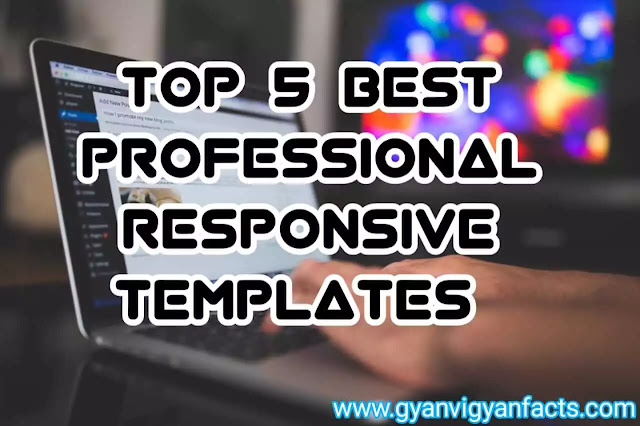 न्यू थीम,best-responsive-templates-free-download-2020