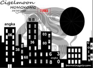 Kode syair Hongkong Minggu 18 Oktober 2020 297