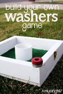 DIY Washers Game