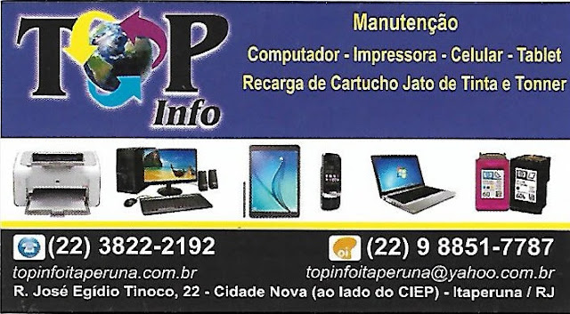 Top Info - ProcureAqui