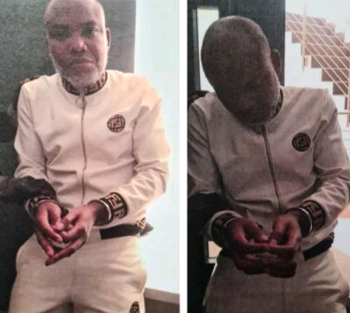 UK asks Nigerian Government to explain how IPOB leader Nnamdi Kanu was arrested and extradited