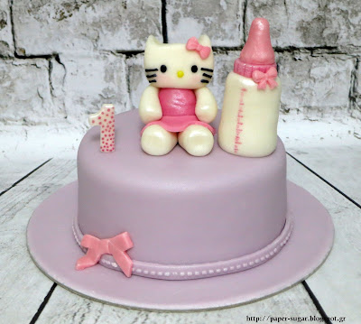 Hello Kitty, Cake