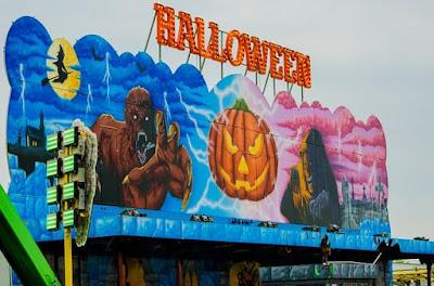 Halloween fun fair