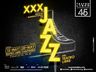Festival Internacional de Jazz del Teatro Libre