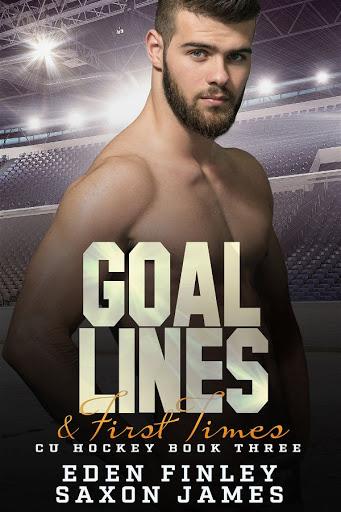 Goal lines & First times   CU Hockey #3   Eden Finley & Saxon James