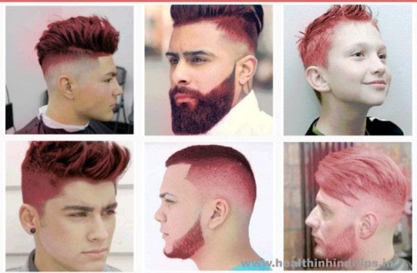 12 man hair style image (hair cutting)