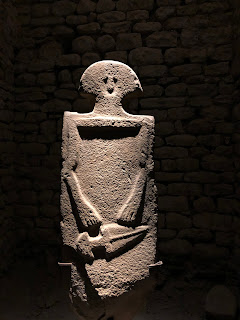 Museum of the Stele (Pontremoli) - Taponecco - Type B, maschile