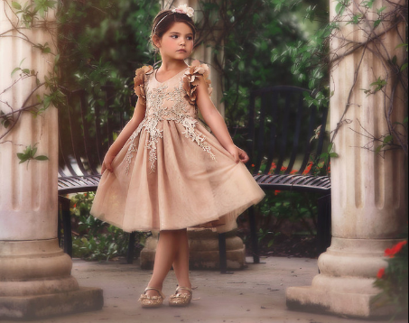 Buy New Arrivals Dresses for your cute little Girls