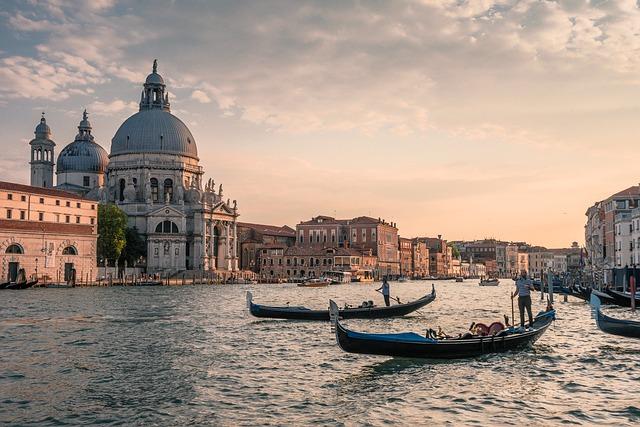 que ciudades visitar en Italia